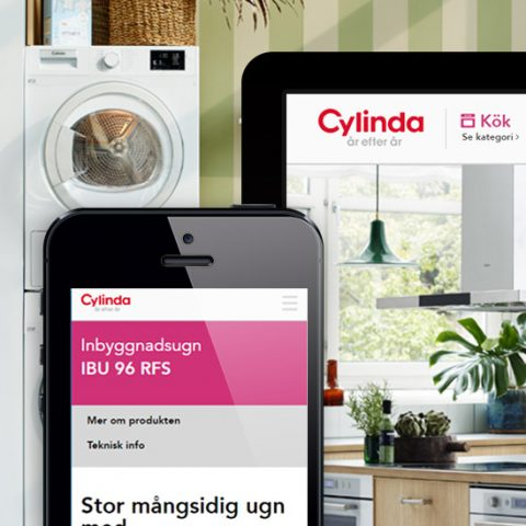 Cylinda_webbplats